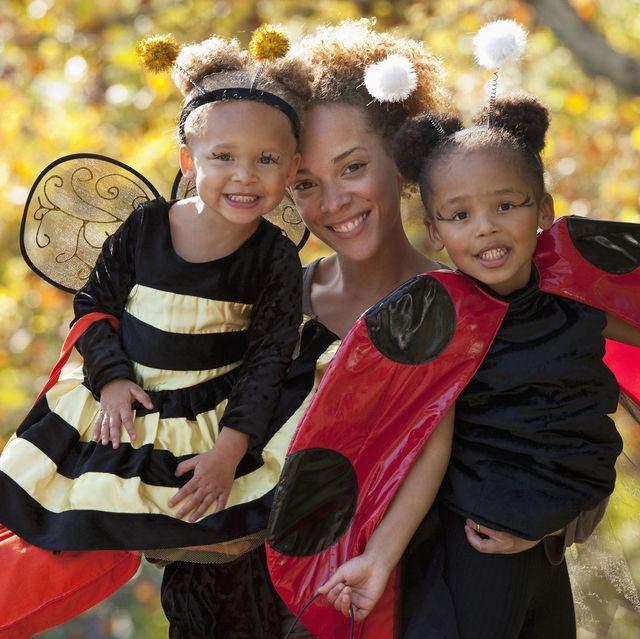 best family halloween costumes