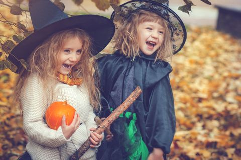 50 Best Witch Names to Upgrade Your Halloween Costume