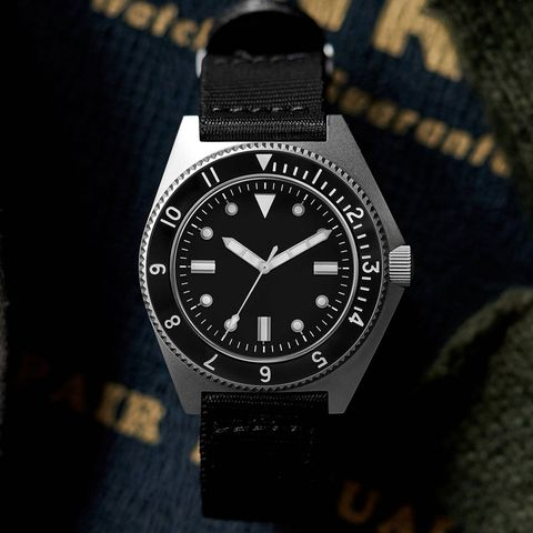 benrus type 1 limited edition watch