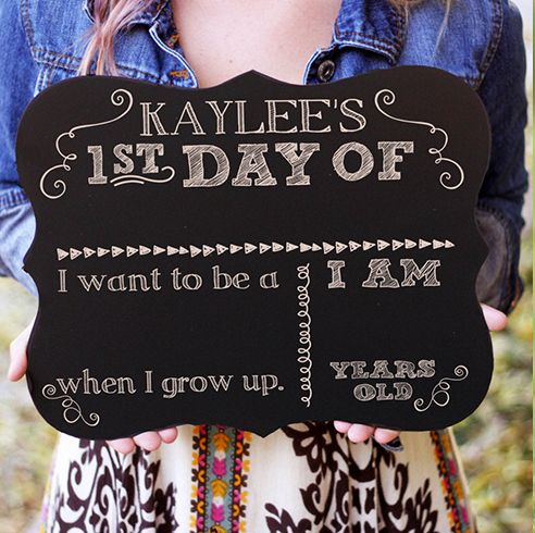 best first day of school signs