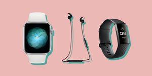 Best fitness watch, best exercise headphones