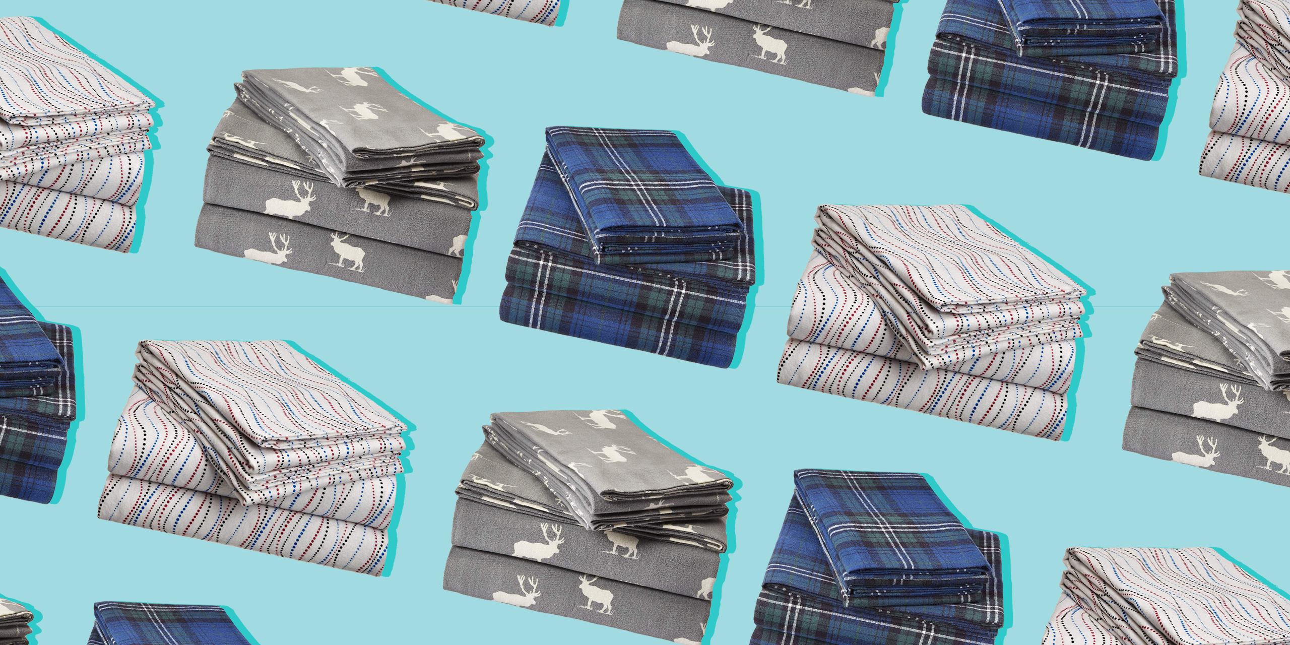 12 Best Flannel Sheets To Buy For Winter 2019 Per Reviewers