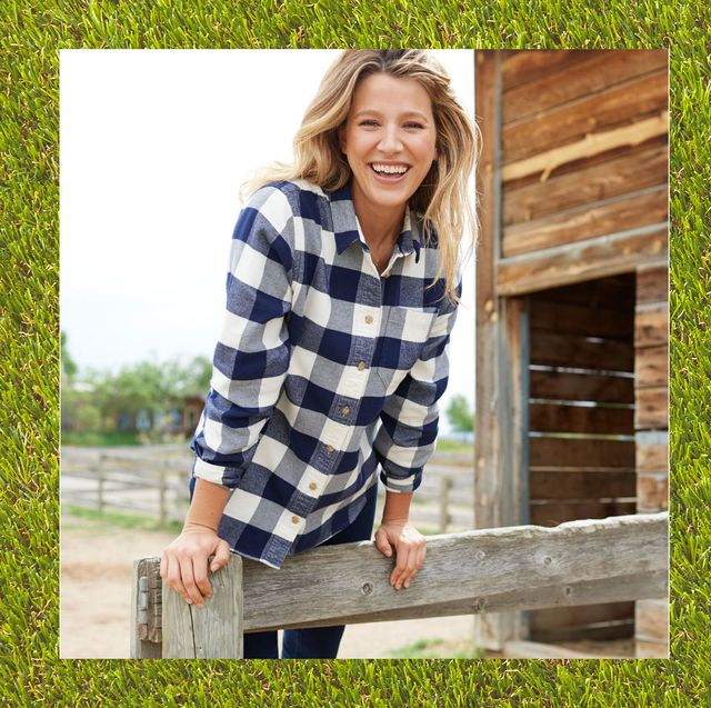 15 Best Flannel Shirts For Women In