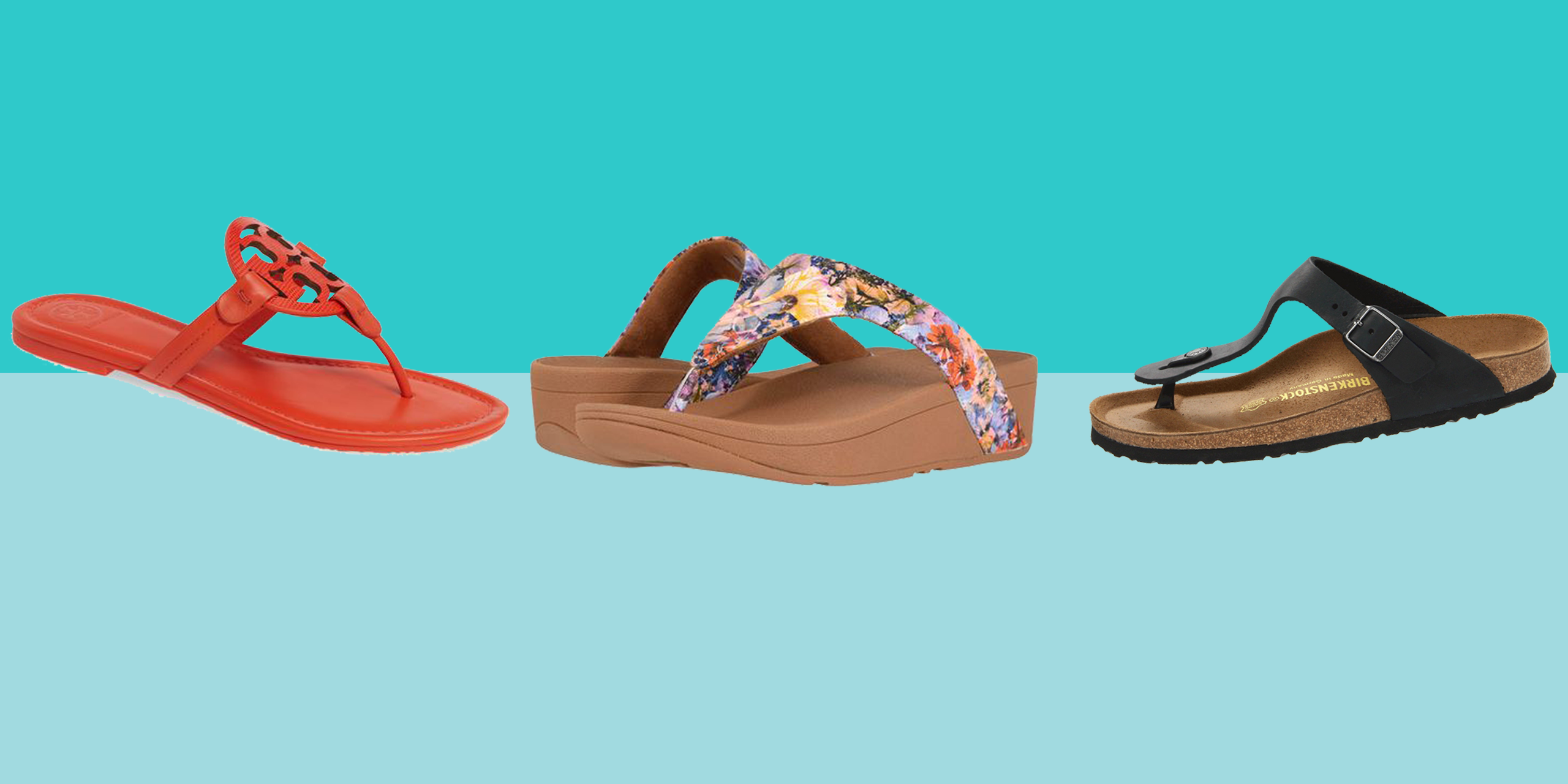 50b909c874d1c 15 Best Flip Flops With Arch Support 2019, According to Podiatrists