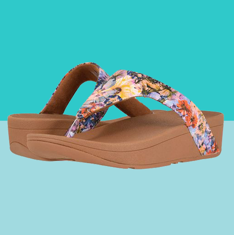 be7c191c356 15 Best Flip Flops With Arch Support That ll Match Every Summer Outfit