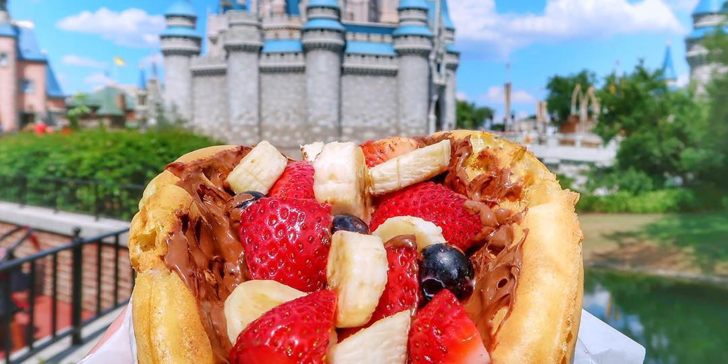 Have You Tried the Best Foods at Disney World? We Made You a Complete List