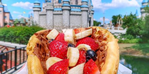best food at Disney World