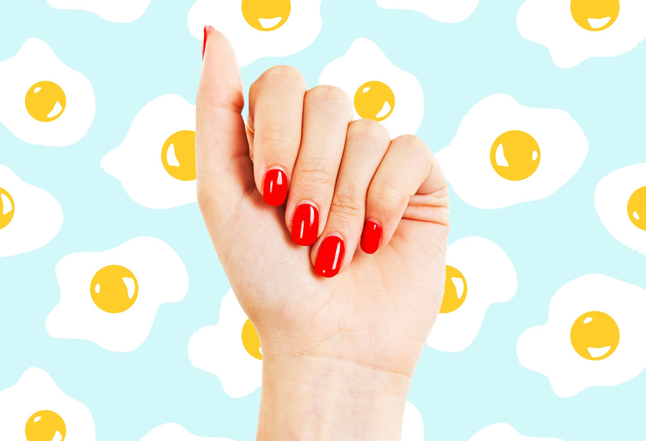 5 Foods to Eat Healthy Nails - Best Vitamins for Nail Growth