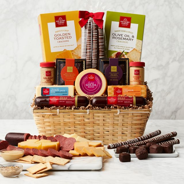 best food gift baskets