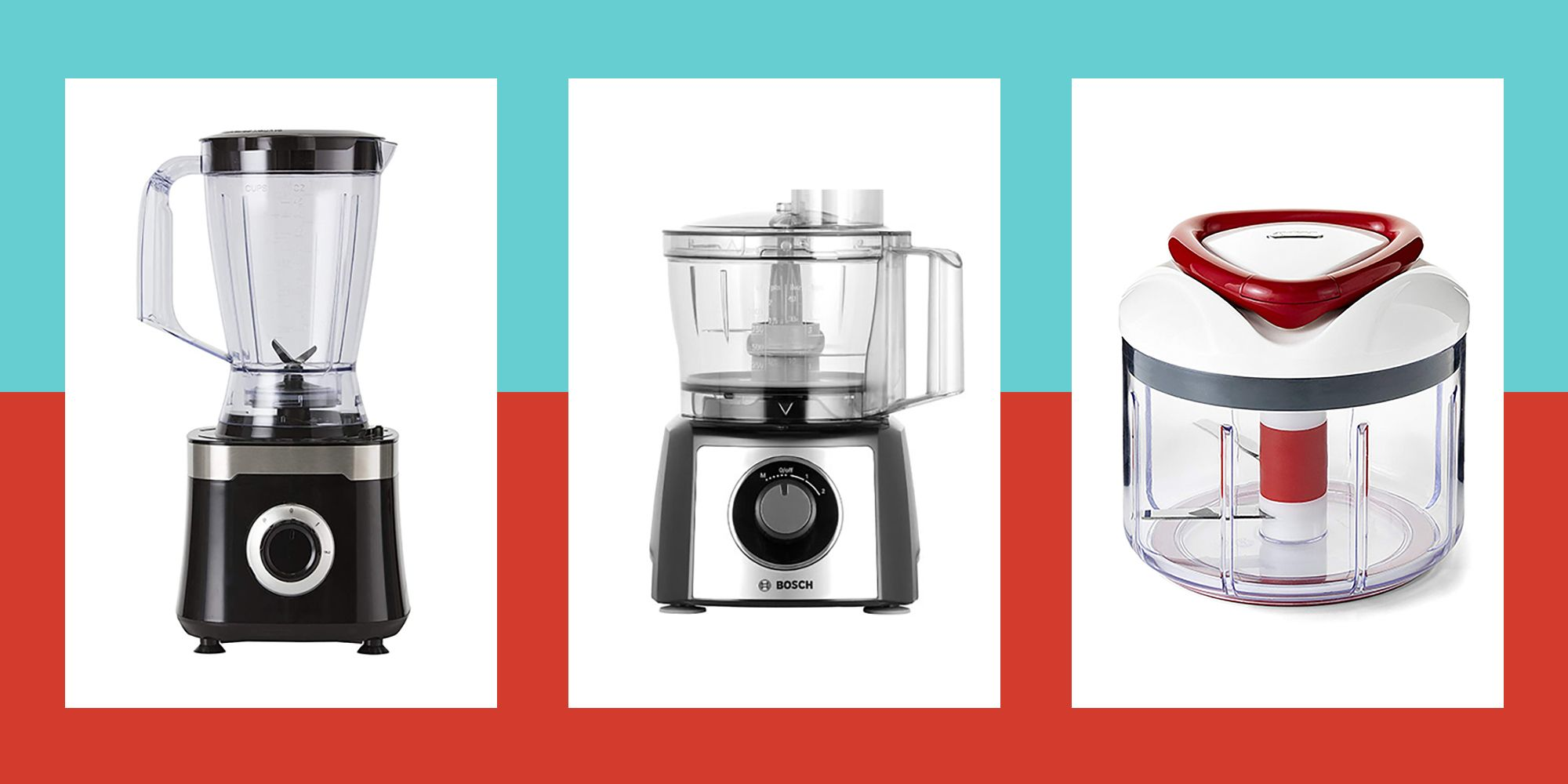 Good Ideas Food Processor & Blender