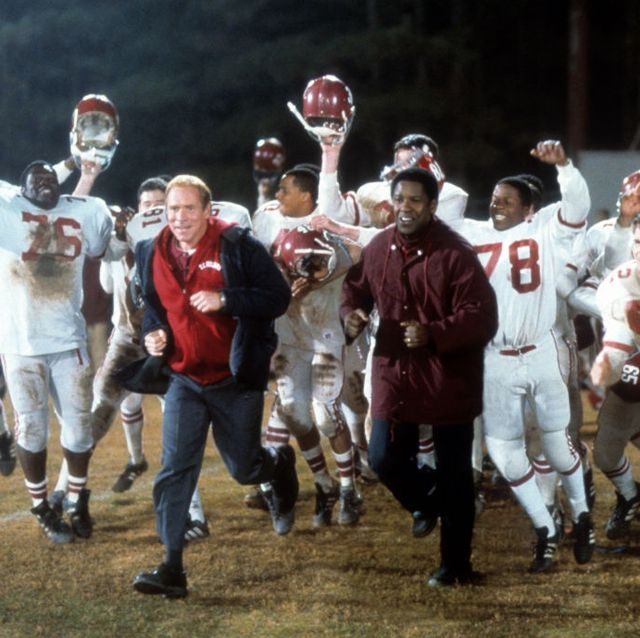 best football movies, remember the titans
