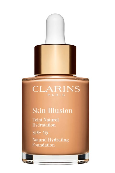 Best Foundation for dry skin - Clarins Skin Illusion