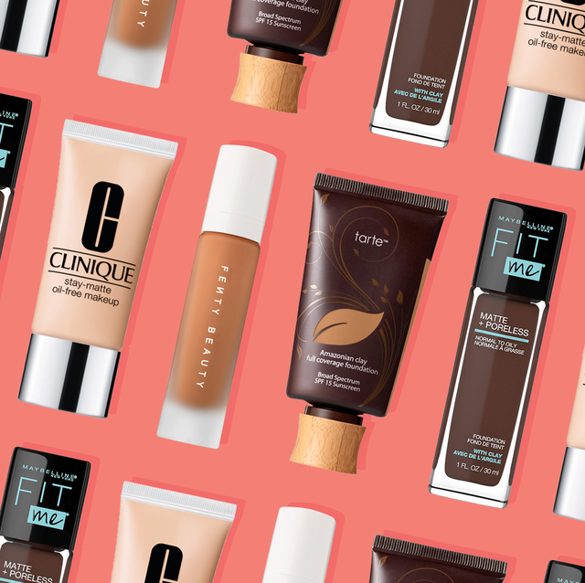 11 Best Foundations For Oily Skin 2020