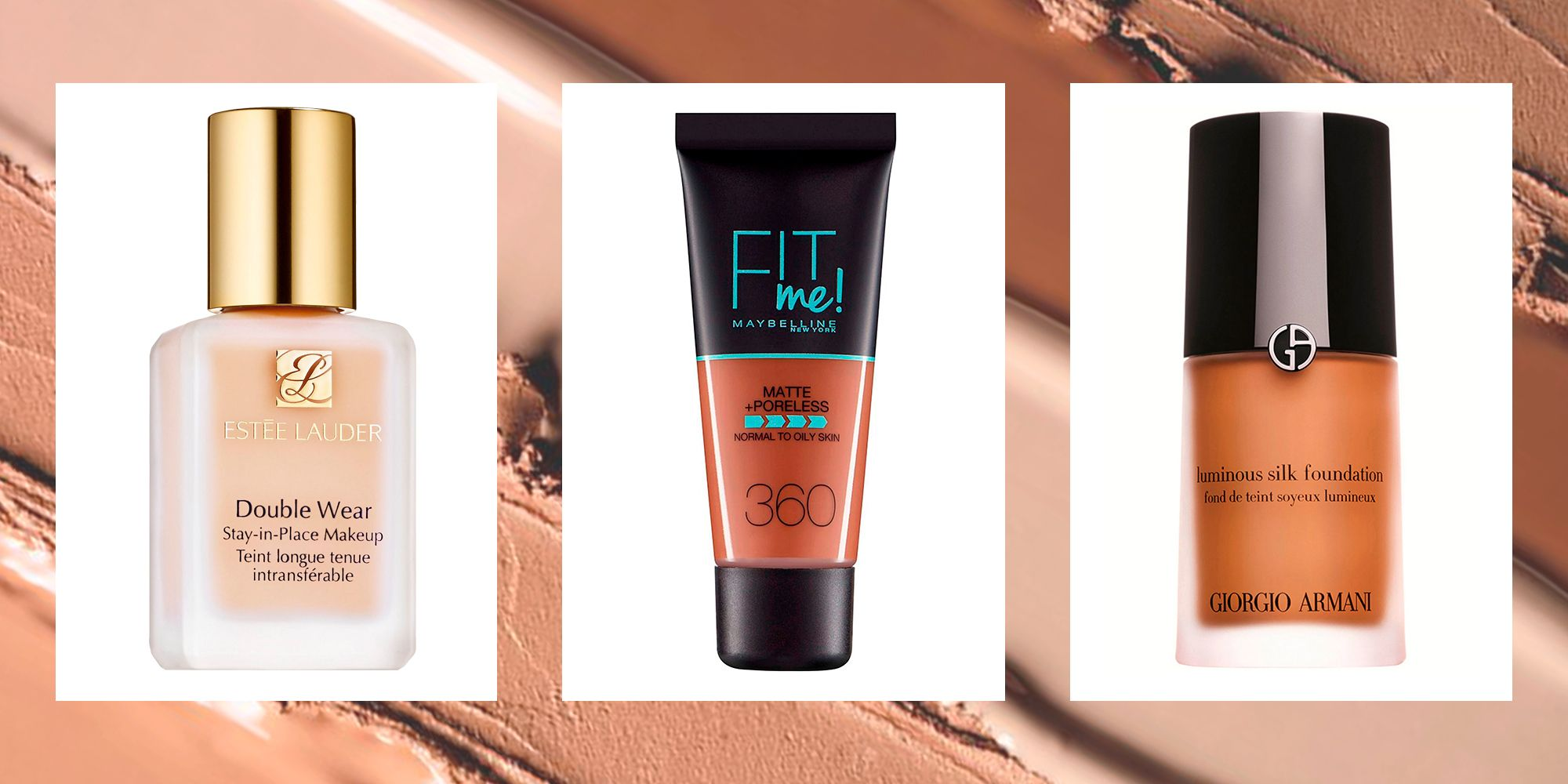 Best Foundation For All Skin Types 2021 Our 15 Fave Formulas