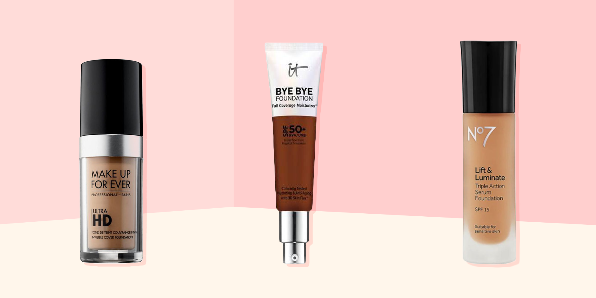 6 Best Foundations for Women With Dry Skin
