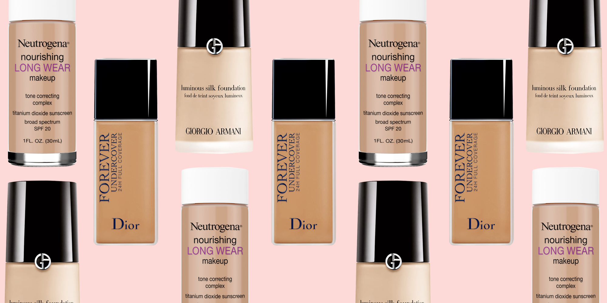 13 Best Foundations That Hydrate Dry Patchy And Flaky Skin 2020