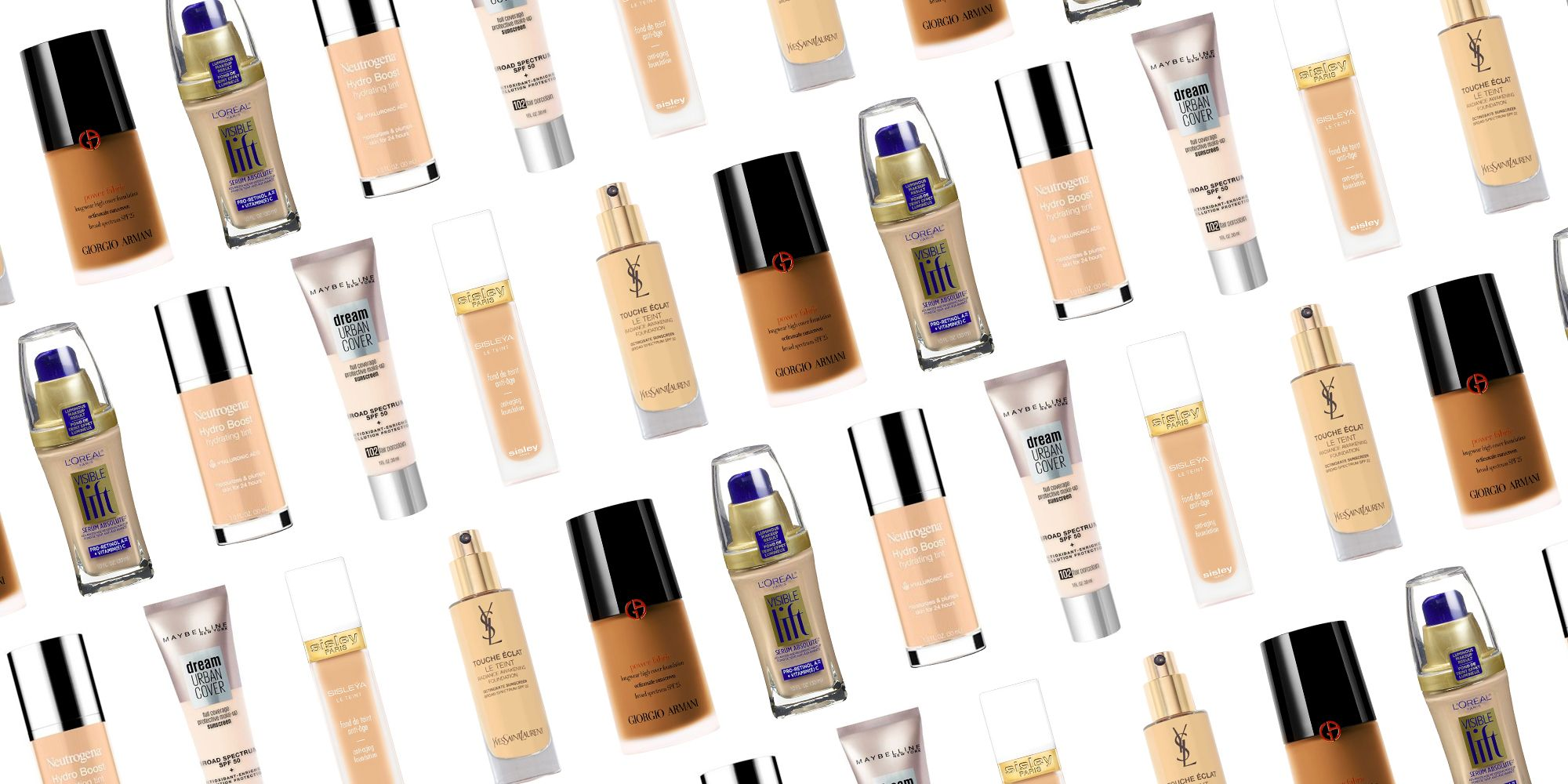 15 Anti Aging Foundations For Women Over 40 2020