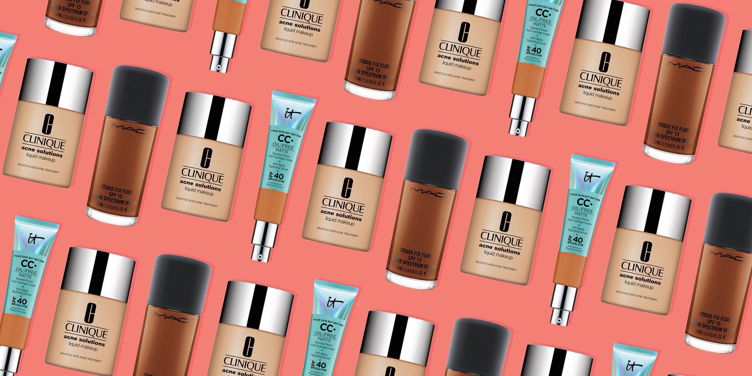 The Best Foundations For Acne Prone Skin How To Cover Up Acne