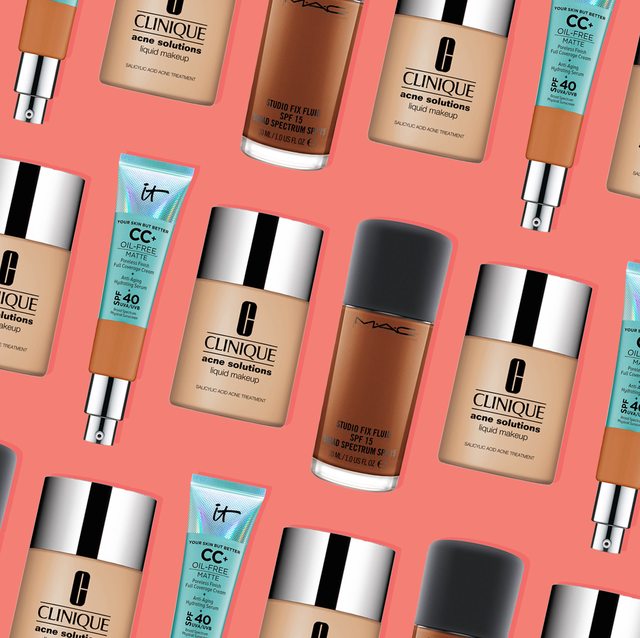 15 Best Foundations For Acne E Skin