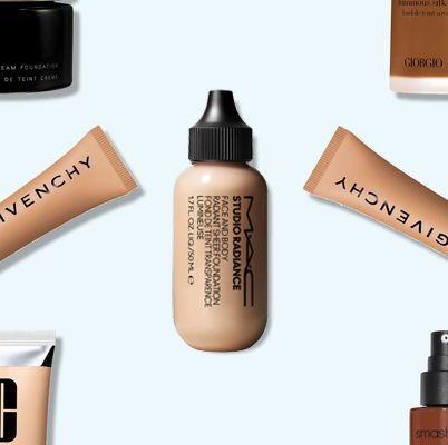 best foundation for dry skin
