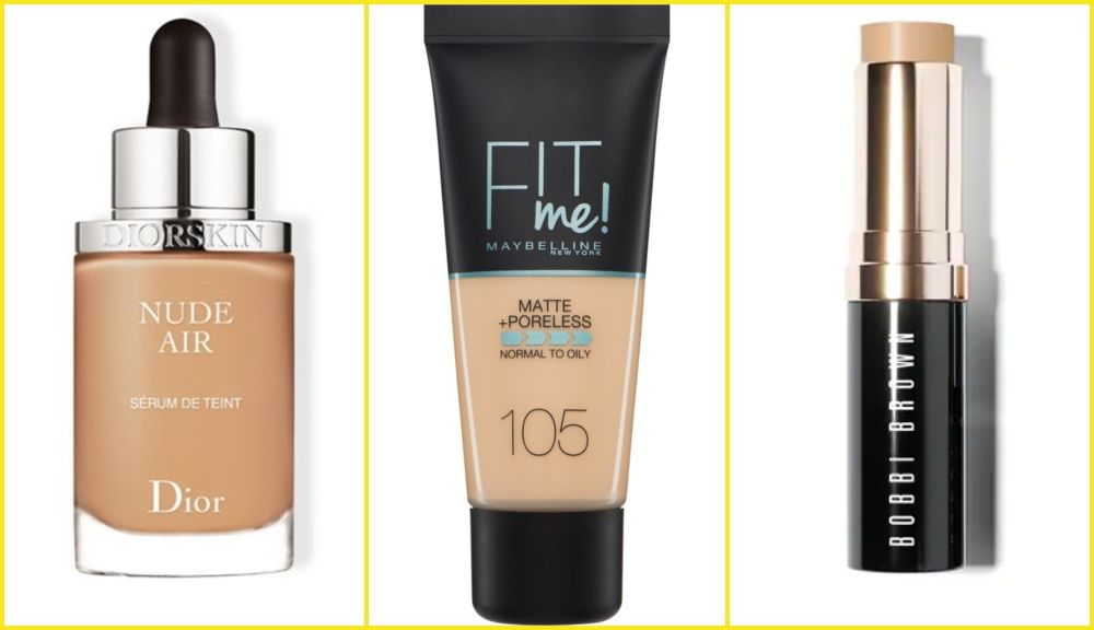 7 of the best foundations for mature skin, from £7.99