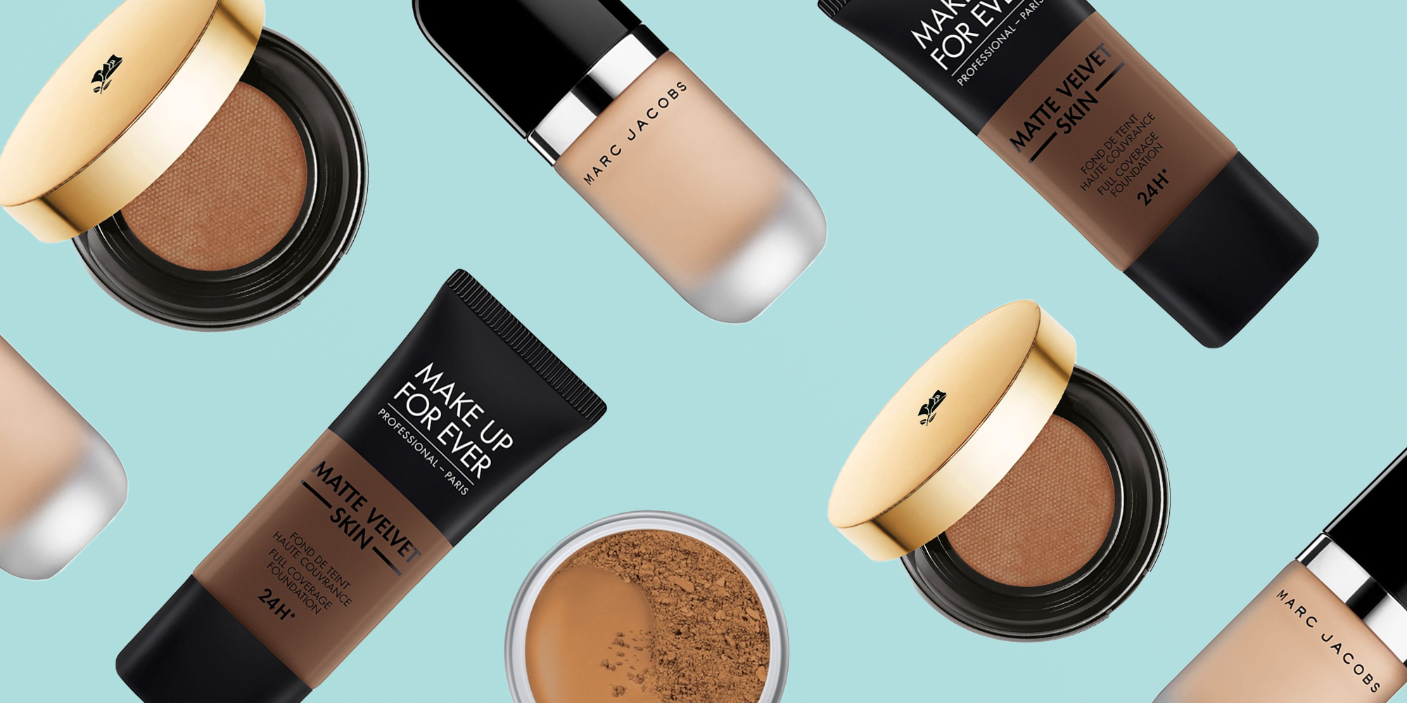 13 Best Foundations For Oily Skin 2021 Powder And Liquid Foundation For Shine Free Skin