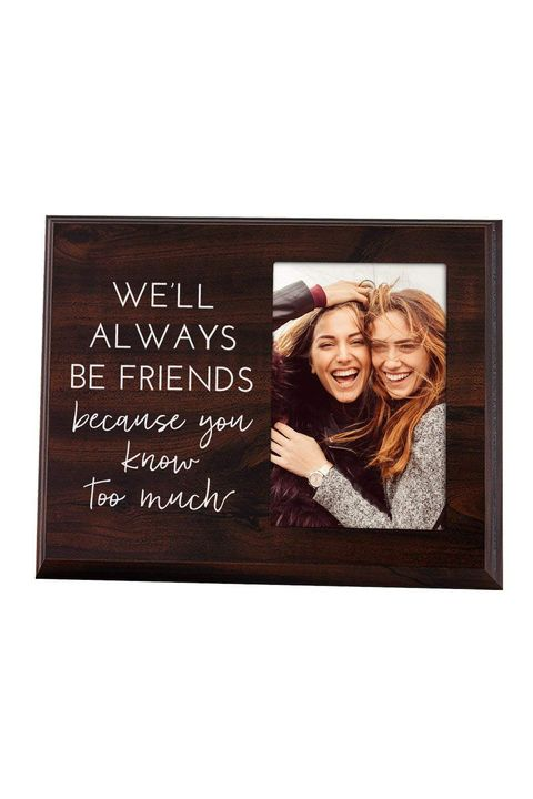 best friend photo frame best friend gifts - Best Friend Gifts For Christmas