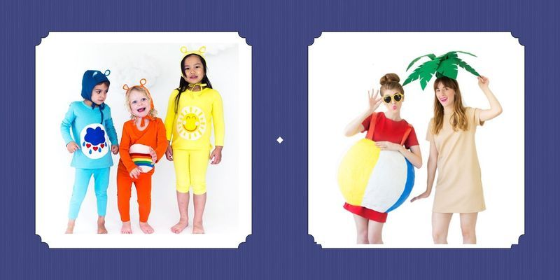 38 Best Friend Halloween Costumes for Double the Toil and Trouble