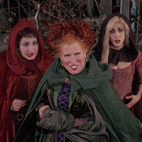 best friend halloween costumes hocus pocus witches