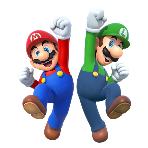 best friend halloween costumes mario and luigi