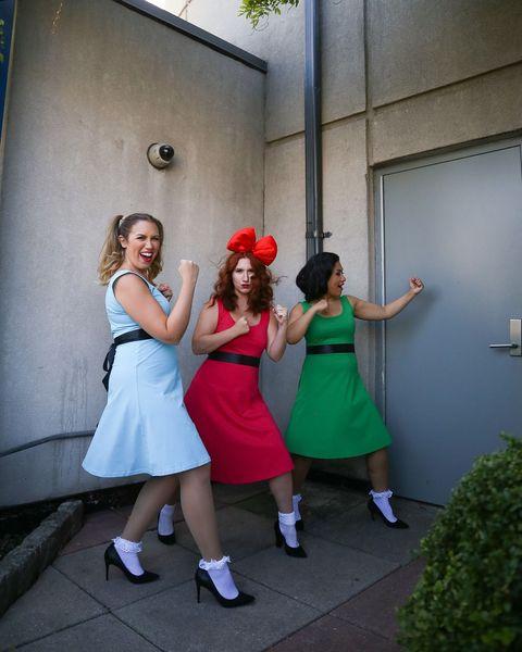 powerpuff girls halloween costume