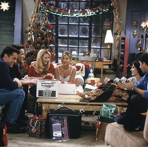"best 'friends' christmas episodes   season 2, episode 9 ""the one with phoebe's dad"""