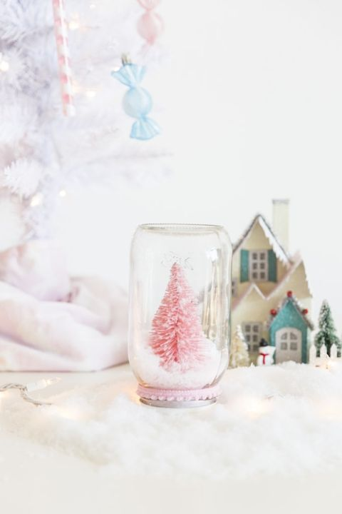 best friends for frosting snow globe