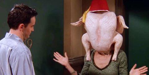 """Best """"Friends"""" Thanksgiving Episodes"""