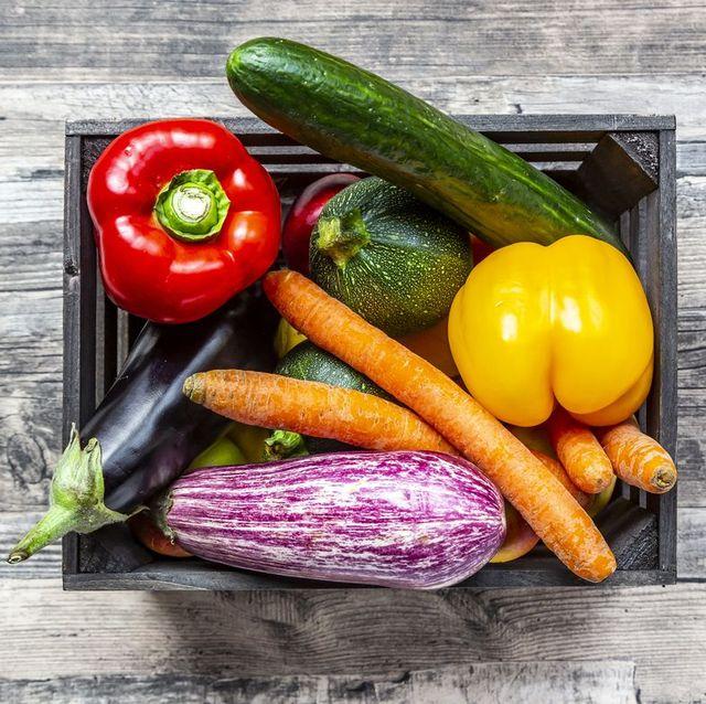 best fruit and veg box