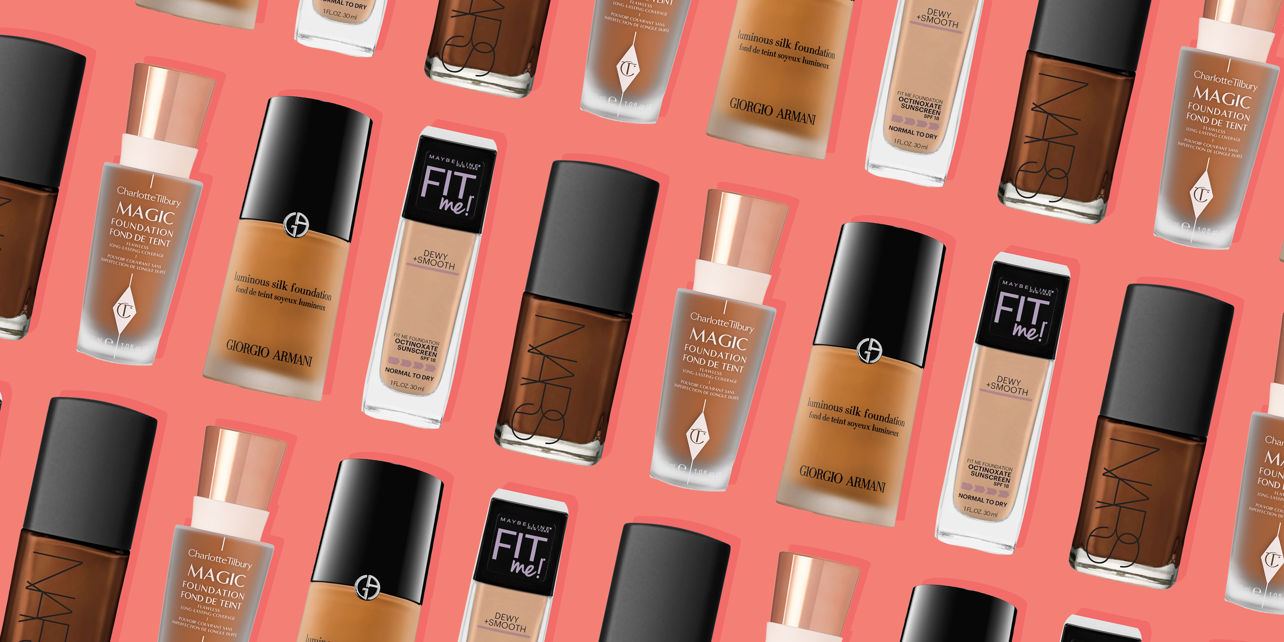 15 Best Foundations For Dry Skin 2021 Top Hydrating Foundations