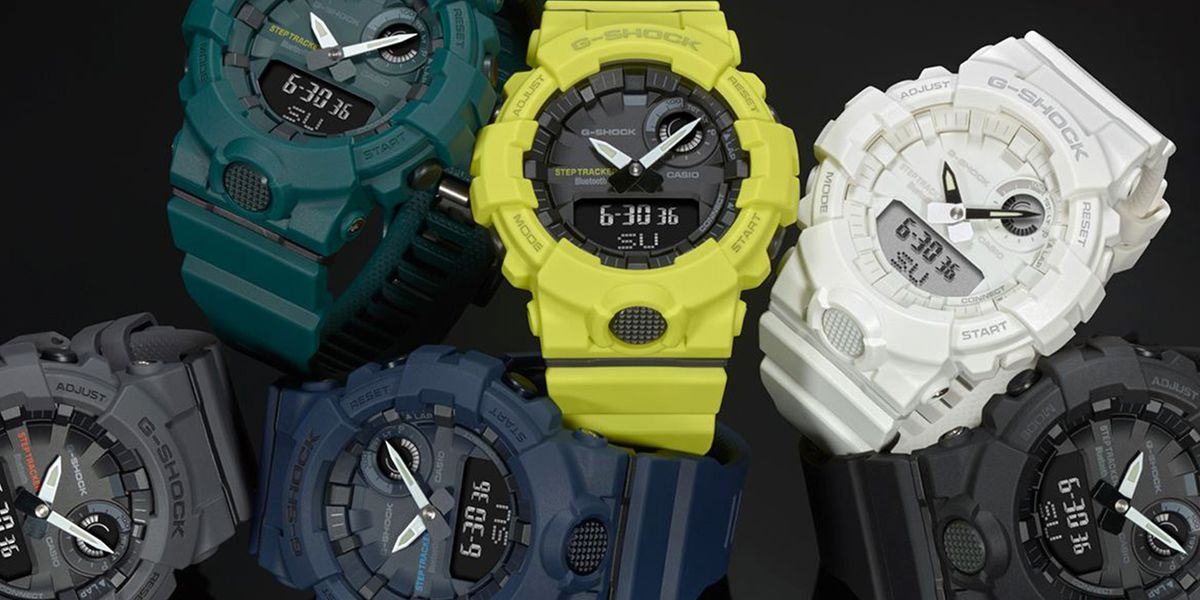 Top 10 Tech Cars To Watch For In 2018: 10 Best G-Shock Watches To Buy In 2018