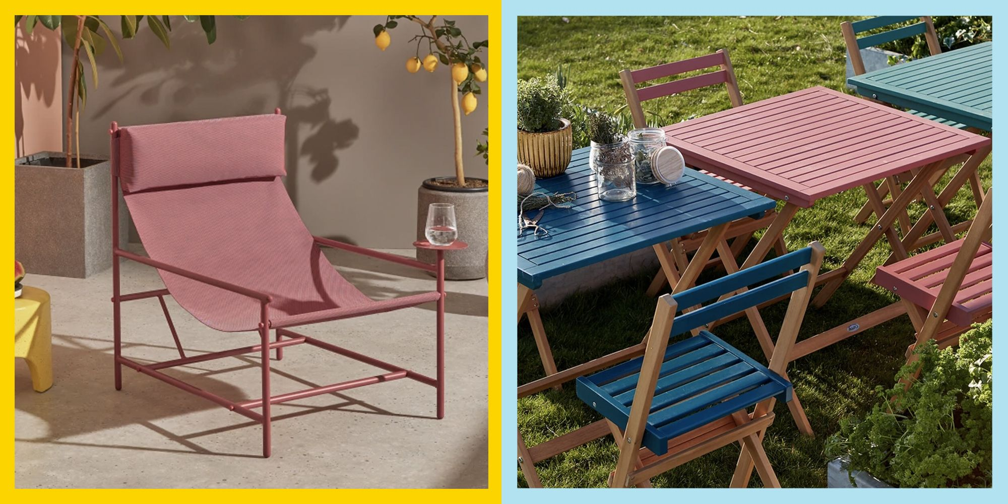 Garden furniture: 10 best garden furniture buys for every budget