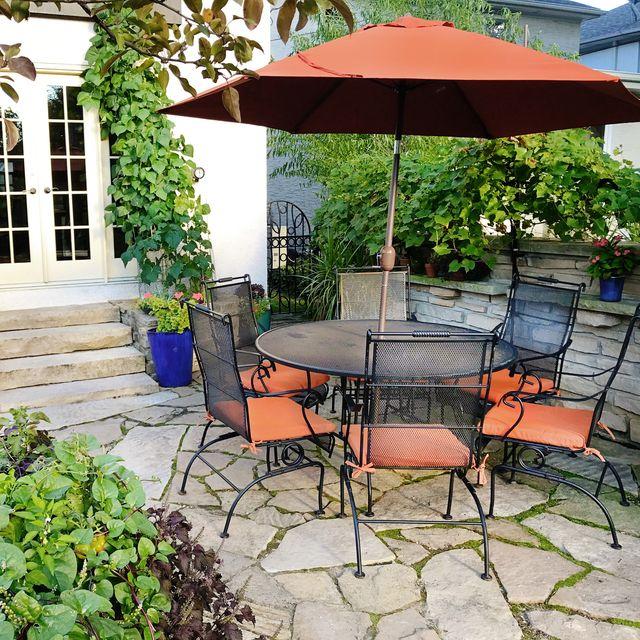 best garden parasol
