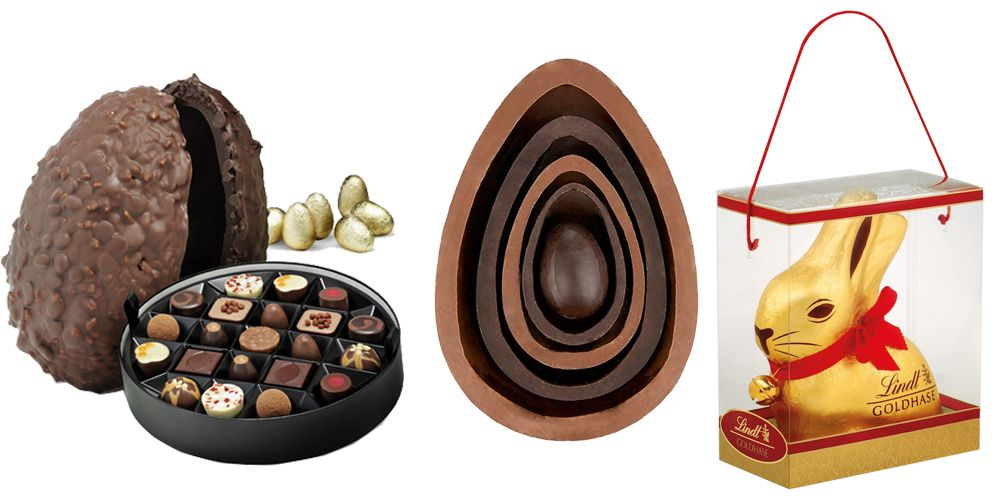 The most OTT and extravagant Easter eggs you can actually buy