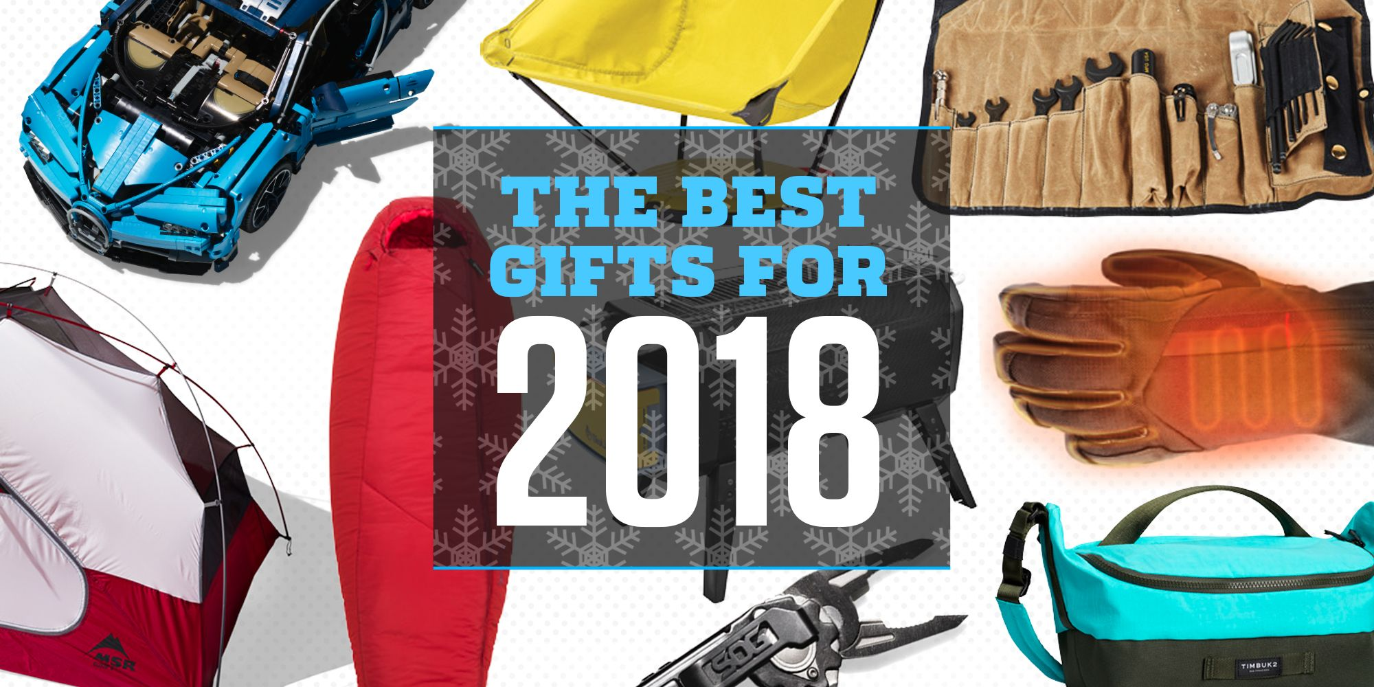 Best Gadgets 2018 | 50 Cool Gifts for the Holidays