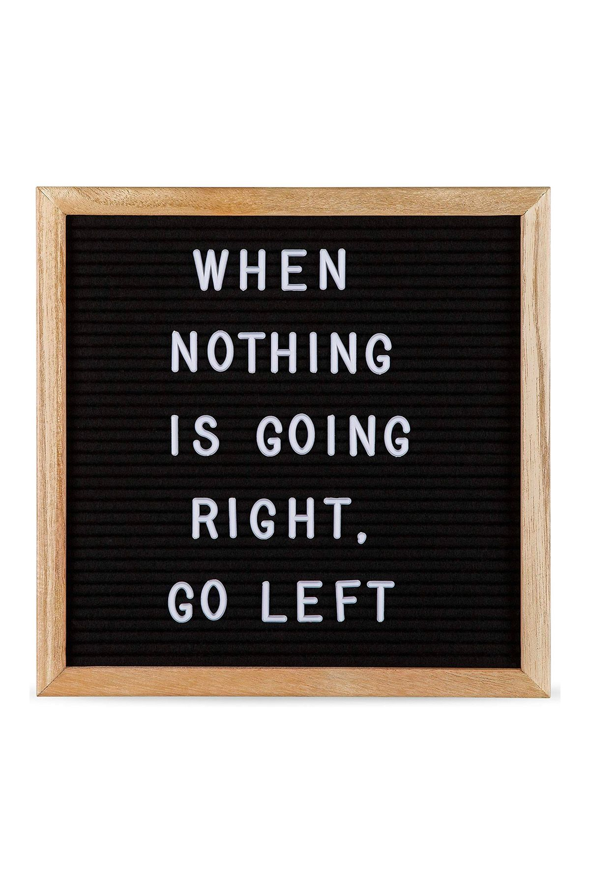 best gifts for teens letter board