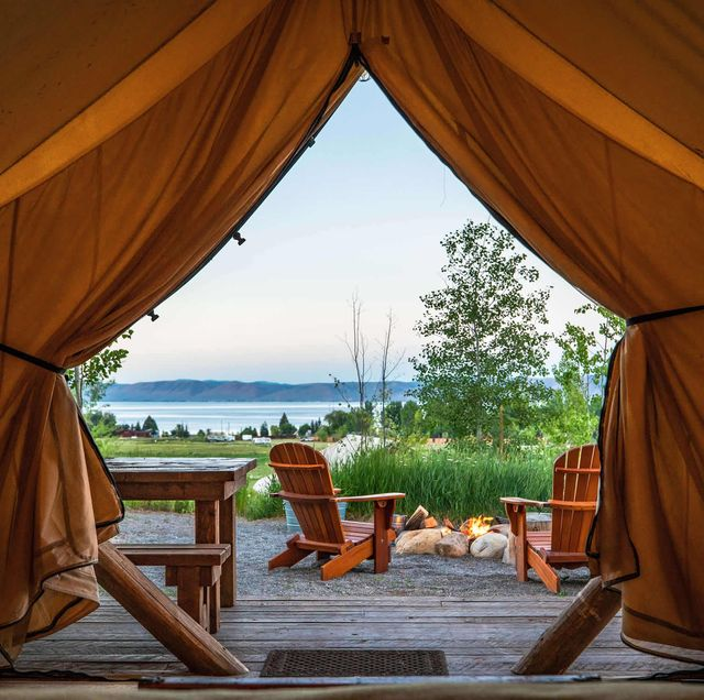 28 Best Glamping Destinations In The U S Luxury Camping Near Me
