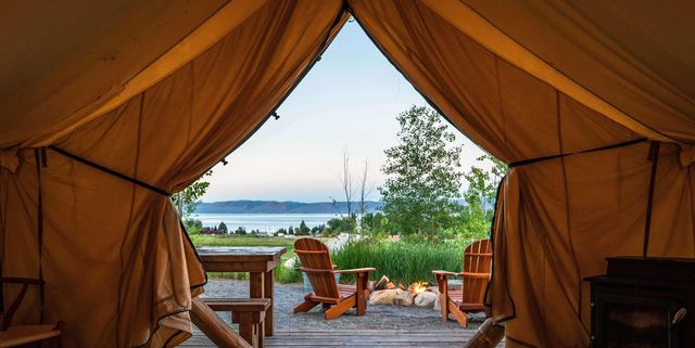 28 Best Glamping Destinations In The U S Luxury Camping Near Me Yurts, tipis for sale, tents for sale, canvas tents, tent & camping equipment, glamping equipment a yurt consists of a round wall and a roof system that is free standing using a tension ring at the wall. luxury camping near