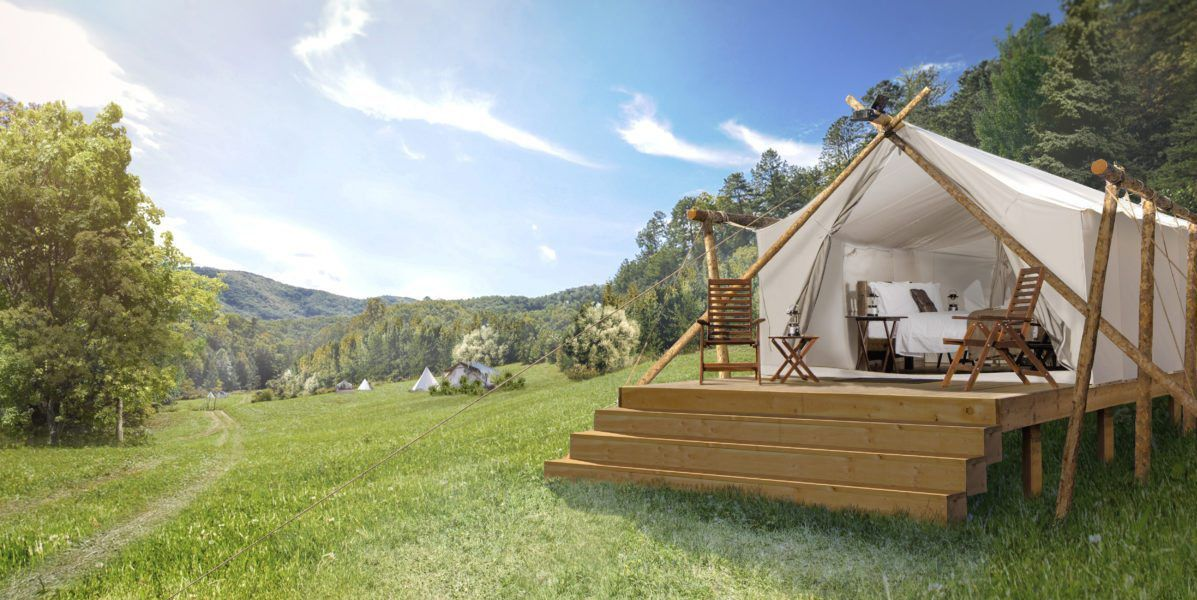 14 Luxurious Glamping Destinations for Your Next Girlfriend Getaway