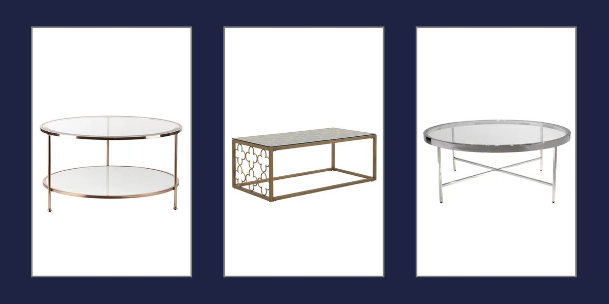 Best Glass Coffee Tables Coffee Tables With Glass Tops