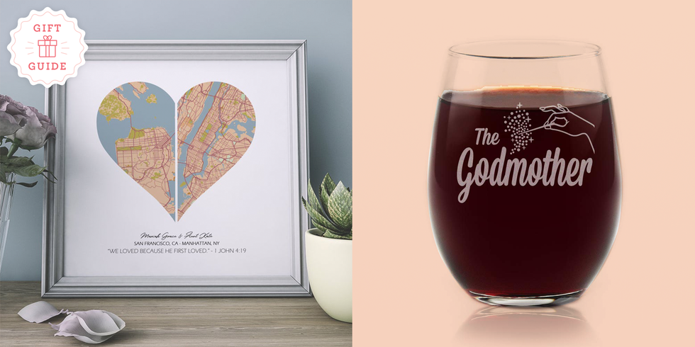 "20 Best Godmother Gifts Every ""Second Mom"" Will Love"