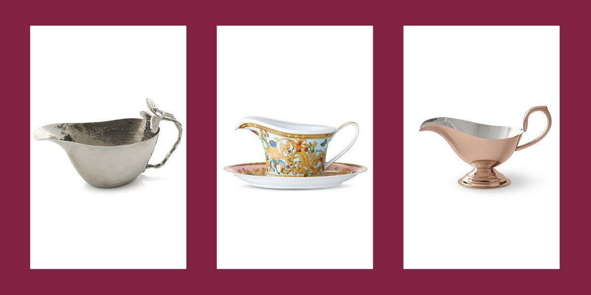 15 Best Gravy Boats - Thanksgiving and Holiday Gravy Boats