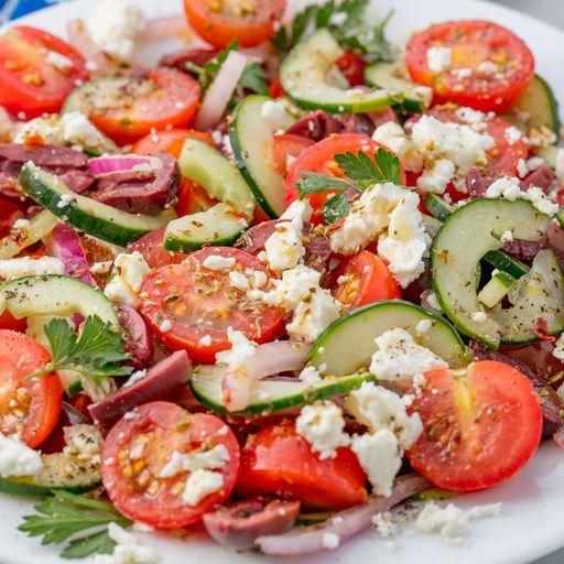 best greek salad recipe