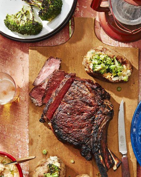 best grilling recipes cowboy steaks